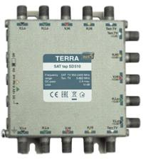 Répartiteur 2 voies SD510 TERRA ELECTRONICS